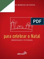 Ricardo Barbosa de Sousa - Para Celebrar o Natal