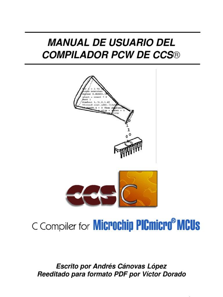 Ccs Compiler Manual download