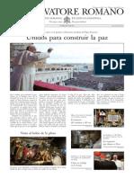 L´OSSERVATORE ROMANO - 03 Enero 2014
