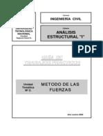 Anal Estr I-Tema 3-Met Fuerzas-Guia TP