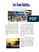 EX66 093 Newsletter (June-September 2009)