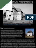 CURS 10 - Stilul Neoromanesc