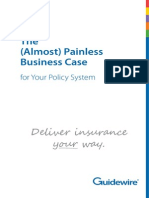 Brochure Guidewire Policy Painless Business Case