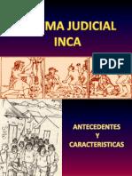 Tema 7; Sistema Judicial Inca