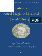 Astral Magic in Medieval Jewish Thought