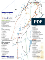 Kiwanis Kingston Classic Map 2014