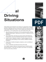 special driving situations