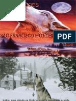 Sao Francisco e o Lobo