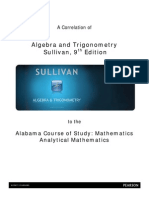 Adopt Al Alg and Trig 2012 Analytical Math Sullivan Final