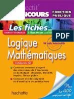objectif concours - logique  Mathématiques par (www.lfaculte.com)