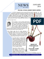 January 2014 UC Newsletter