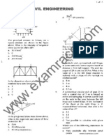 Civil Engineering Objective Questions Part 10