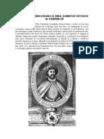 CONSTANTIN BRÂNCOVEANU ULTIMUL DOMNITOR ORTODOX AL ROMÂNILOR