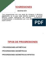 INACAP 2013 2 PROGRESIONES