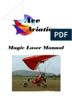 Manual Magic Laser Operators Manual