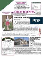 HONNA Newsletter December 2013