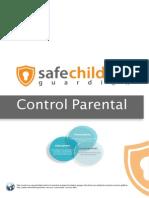 SafeChildrenGuardian Dossier Producto A4 SP SR