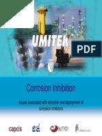 Umitek - Inhibitor Selection Deployment