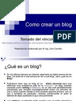 19124712 Como Crear Un Blog