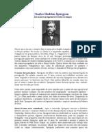 Biografia de Charles Haddon Spurgeon