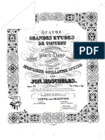 4 Etudes de Concert, Op.111 (Moscheles, Ignaz) All Pieces