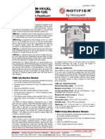 Modulo Fmm-1, Fmm-101, Fzm-1 y Fdm-1 - Zensitec