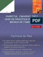 Diabetul Zaharat de Tip 2