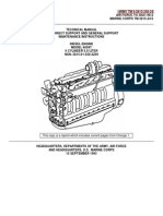 John Deere 6059T Engine