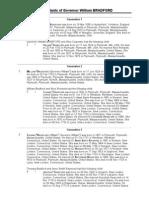 Portune Gubernatorial Family Tree - First to Next