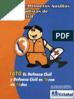 Manual Para Brigadas - Defensa Civil
