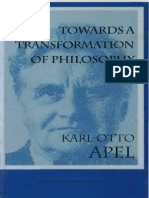 Karl Otto+Apel+Towards+a+Transformation+of+Philosophy+Marquette+Studies+in+Philosophy++1998