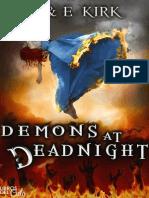 1, Demons at Deadnight
