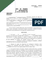 Modelo Perdón judicial (Convenio).doc