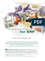 A Second Wind for ERP