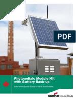 Solar Photovoltaic Module Kit_Canada