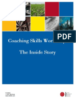 Coaching Skills - The Inside Story