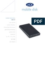 Mobile Disk Manuals