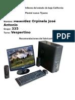 Colegio de Bachilleres Del Estado de Baja California Melendrez Jose (335)
