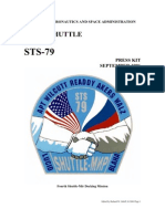 NASA Space Shuttle STS-79 Press Kit