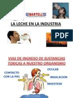 La Leche en La Industria