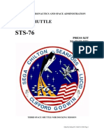 NASA Space Shuttle STS-76 Press Kit