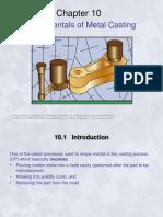Ch10 Fundamentals of Metal Casting4