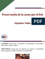 Preservacion de La Carne Por El Frio (1)