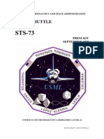 NASA Space Shuttle STS-73 Press Kit