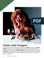 (German) Heike Schmoll - Fasten Statt Hungern