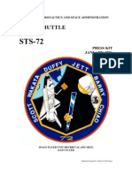 NASA Space Shuttle STS-72 Press Kit