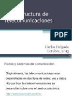 26 de Octubre - Infraestructura de Telecomunicaciones