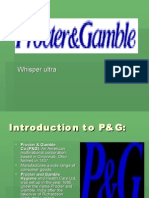 P&G company profile and startegies