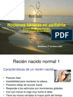 Nociones Básicas en Pediatria
