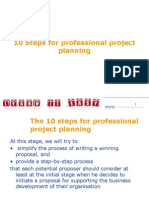 03. (Step 2.1) Steps for Successful Project Planning